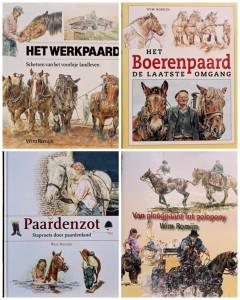 Collage 4 boeken