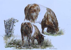 Lakenveldse stier raakt geprikkeld